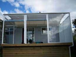 Prelate transparente pentru terase si inchidere cu prelata transparenta