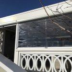 Inchideri terase cu prelata transparenta